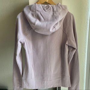 lululemon athletica Jackets & Coats - Lululemon Scuba Hoodie size 8